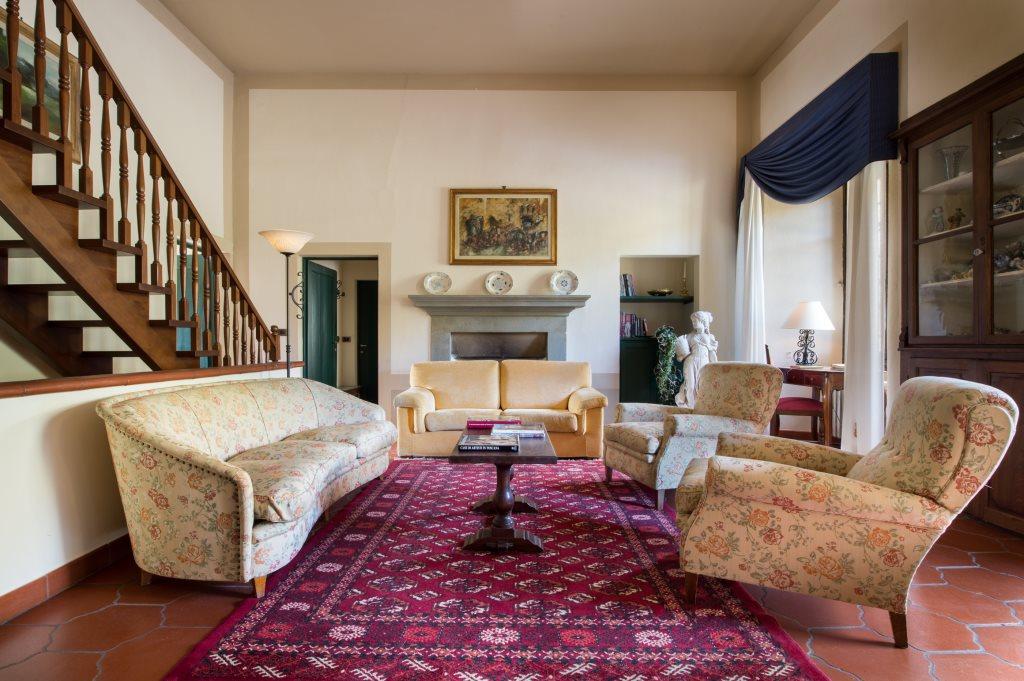 Villa vacanze Chianti Toscana - Villa il Castellaccio